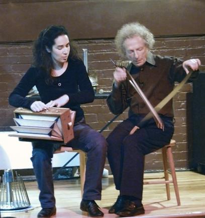 Carla Hallett & Robert Minden - Trent University concert